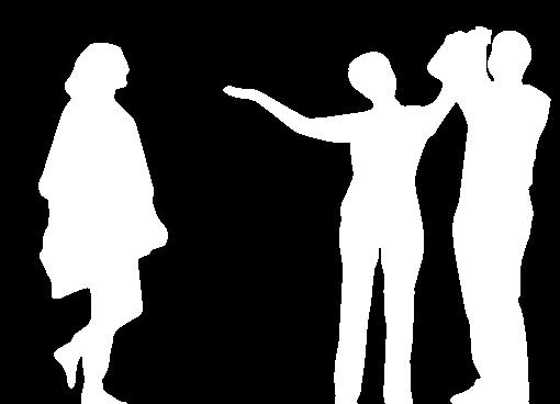 Figuren im Tanz